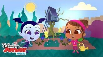 Mary, Mary Quite Contrary 🎶 Disney Junior Music Nursery Rhymes Disney Junior