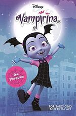 Vampirina Cinestory Cover