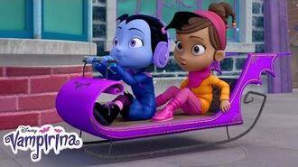 Vee's Winter Wonder Wish List Vampirina Disney Junior