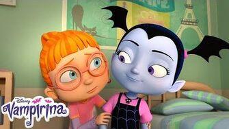 Not So Scary After All Music Video Vampirina Disney Junior