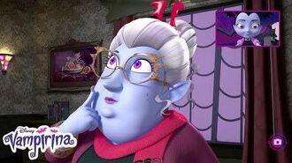 Bat Chat Ghoul Girls on Tour Part 3 Vampirina Disney Junior