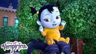 Vampire Lullaby Music Video Vampirina Disney Junior