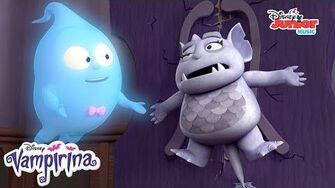 A Terrorific Team Music Video Vampirina Disney Junior