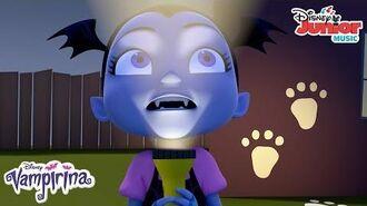 Where's That Werewolf Music Video Vampirina Disney Junior