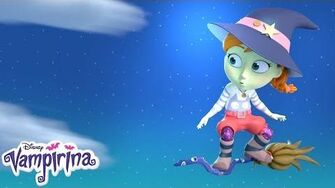 The Witch I Want to Be Music Video Vampirina Disney Junior