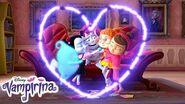 Happy Valentine's Day! Vampirina Disney Junior
