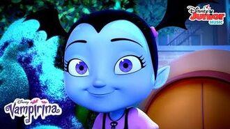 Vee's Favorite Music Videos! Compilation Vampirina Disney Junior
