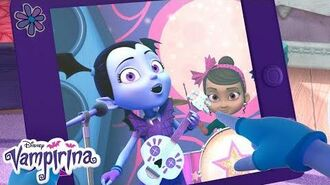 Bat Chat Ghoul Girls on Tour Part 1 Vampirina Disney Junior