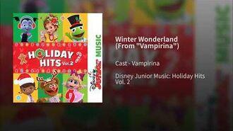 "Winter Wonderland (From ""Vampirina"")"