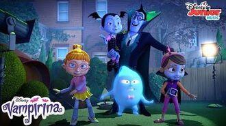 Monster Movie Magic Music Video Vampirina Disney Junior