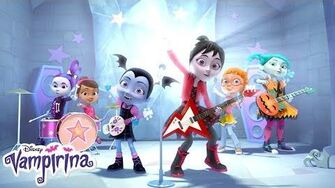 Find Your Inner Ghoul Music Video Vampirina Disney Junior