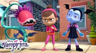 The Plant Spell Music Video Vampirina Disney Junior