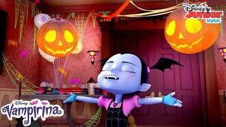 Hauntleyween Music Video Vampirina Disney Junior