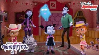 Everybody Gets Scared Music Video Vampirina Disney Junior