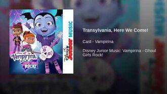 Transylvania, Here We Come!