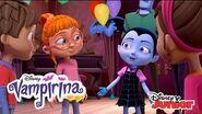 Vampirina - Full Episode - Vee's Surprise Party Vee Goes Viral - Disney Junior