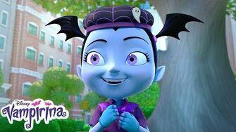 The Woodchuck Woodsie Way Music Video Vampirina Disney Junior