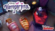 Vampirina - Full Episode - The Sleepover Portrait Of A Vampire - Disney Junior
