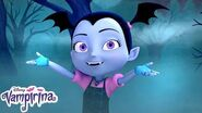 Going Batty Scare B&B (Full Episode) Vampirina Disney Junior