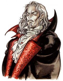 300px-Dracula SotN portrait