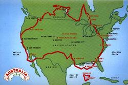 Australia usa