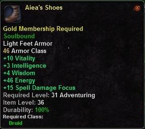 Aiea's Shoes
