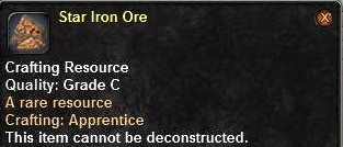 10 Star Iron Ore T3RB