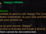 Slappy's Whistle