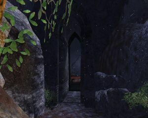 Blood Seeker Den Entrance