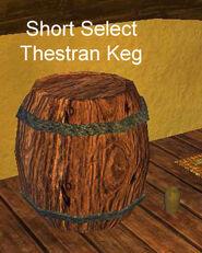 Short Select Thestran Keg
