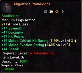Migenzo's Pantaloons