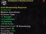 Elrethalon's Armor
