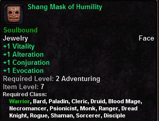 ShangMaskofHumility