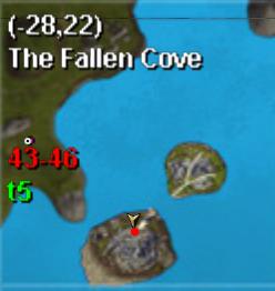 Poisonous Caverns Location