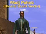 Wadj Peheb