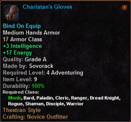 Charlatan's Gloves