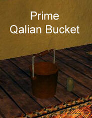 Prime Qalian Bucket