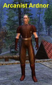Arcanist Ardnor