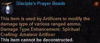 Disciples prayer beads