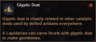 Glyptic Dust