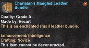 4 Charlatan's Mangled Leather Bundle