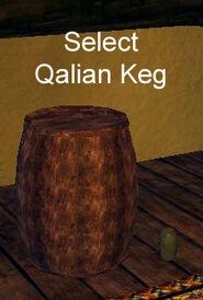 Select Qalian Keg