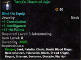 Tarok's Charm of Juju