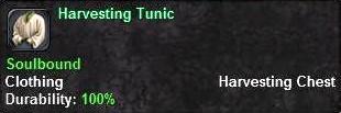 Harvesting Tunic