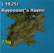 Map thestra raveosiers haven