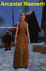 Arcanist Maeneth