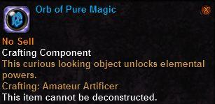 Orb of Pure Magic