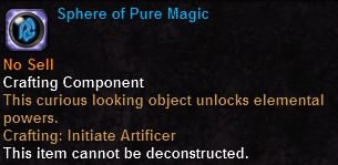 Sphere of Pure Magic