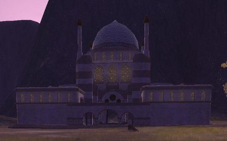Qalian Small Guild Hall