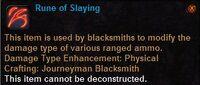 Rune of Slaying